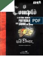 Will Eisner e Umberto Eco, A Historia Secreta dos Protocolos dos Sábios do Siao