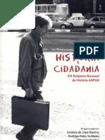 ANPUH 1997 HISTÓRIA E CIDADANIA