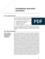 Chapter 7 Concrete Foundations and Earth-Retaining Structures