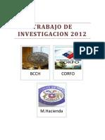 Economia Trabajo de Investigacion 2012