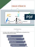 RIESGO fÍSICO & ARQUITECTÓNICO