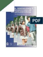Salud, Sexualidad y Reproduccion en La Adolescencia