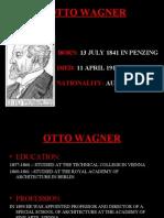 Ar. Otto Wagner