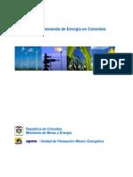 Proyecc Demanda Energia Octubre 2010