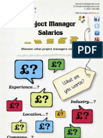 Project Manager Salaries eBook