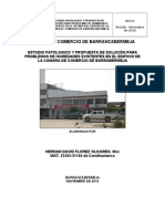 Informe de Humedades CCB