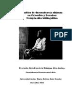 Compilacion Bibliografica Ecuador-Colombia