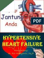 Hypertensive Heart Failure (HHF), ppt