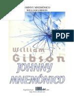 William Gibson - Johnny Mnemonico