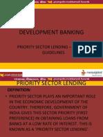 1. Priority Sector Adv