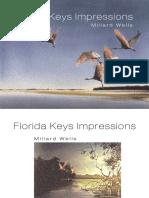 Florida Keys Impressions by Millard Wells