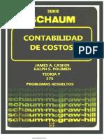 Contabilidad de Costos - Schaum