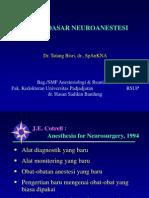Dasar Dasar Neuroanestesi