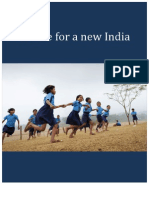 A case for a new India