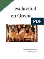 Trabajo Esclavitud en Grecia