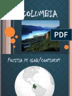 Columbia Geogravarză