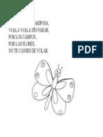 Vuela Vuela Mariposa