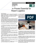 01 - Case Study - Simulation Proves Essential for Airport Logistics With Automod