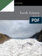 Earth Sciences 2013 Catalog