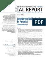 SR262 - Countering Radicalization in America
