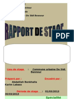 Rapport 1 DHCp