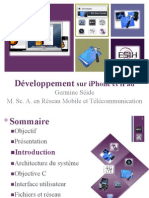 PrgrammationMobile Presentation Introduction