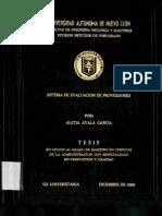 Evaluacion de Proveedor_tesis