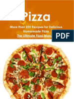 More Than 225 Recipes for Pizza