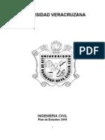 Plan de Estudios Civil 2010