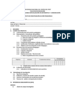 Estructura de Pia
