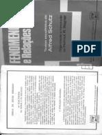 alfred schutz - fenomenologia e relações sociais (livro) (1)
