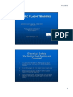 NFPA 70E CAI Arc Flash Handouts Rev 01