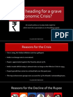 Is India heading for a grave economic crisis?