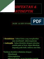 Disinfektan Dan Antiseptik
