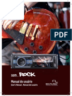 Multilaser Rock Manual