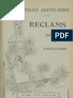 Reclams de Biarn e Gascounhe. - Garbe 1940 - N°10 (44e Anade)