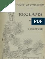 Reclams de Biarn e Gascounhe. - May 1940 - N°8 (44e Anade)