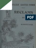 Reclams de Biarn e Gascounhe. -May-Aoust 1942 - N°5-8 (46e Anade)