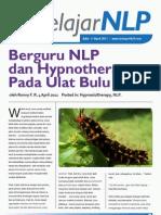 Newsletter RFR - Berguru NLP & Hypnotherapy Pada Ulat Bulu 23 Mei 2011