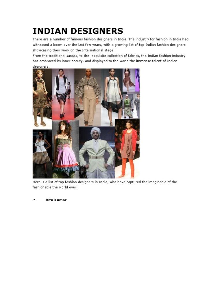 Indian Designers Fashion Fashion Beauty