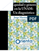 MartinezStack Equidad y Genero en La UNAM
