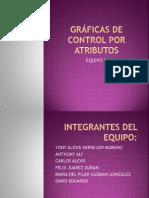 Presentacion Graficas de Control Por Atributos