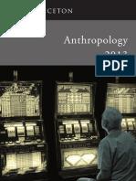 Anthropology 2013