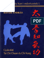 Havasi András - Gyakorlati Tai Chi Chuan És Chi Kung