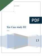 Xia Case study D2