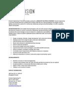 Graduate Electrical Engineer - Envision Engineering, PC