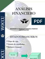 Indicadores financieros empresariales