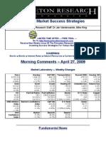 Investment Success Strategies