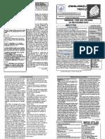 EMMANUEL Infos (Numéro 73 du 09 JUIN 2013)