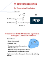 02. Conduction Heat Equation Boundar Conditions